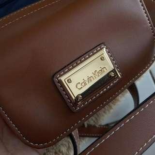 Original Calvin Klein Nylon Tote Bag ❌sold❌