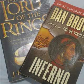 Lord Of The Rings And INFERNO