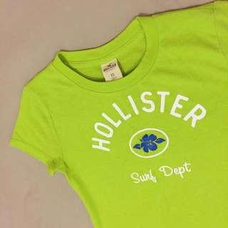 Hollister 女生 Xs