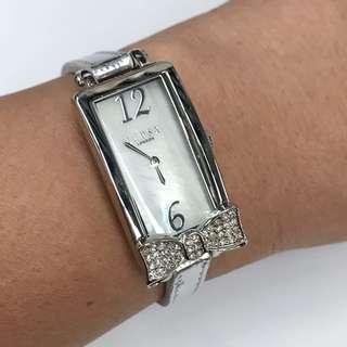 [包郵]Ladies Silver Coloured Strap Watch