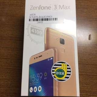 ASUS Zenfone3 Max