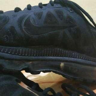 Nike Air Max Plus Full Black Original 💯 % #prelovedkusayang
