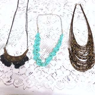 Take All Necklace