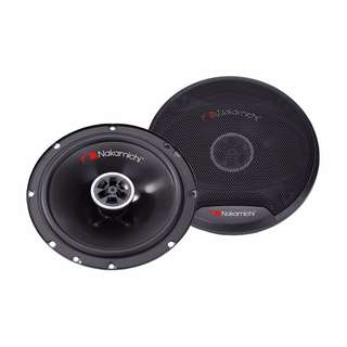 "Nakamichi 6.5"" 2-Way Coaxial Speaker 300 watts SP-S1620"