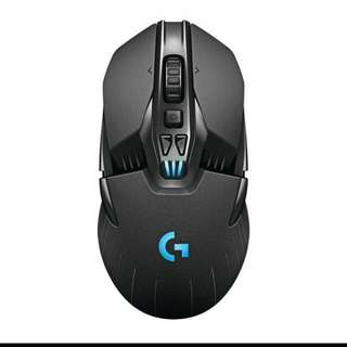 New / Sealed Logitech G900 Chaos Spectrum Wired/Wireless Mouse
