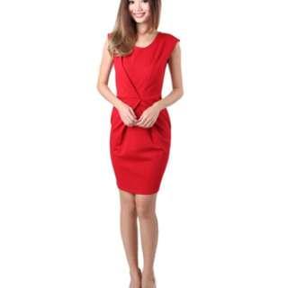 Brand new MGP label red dress