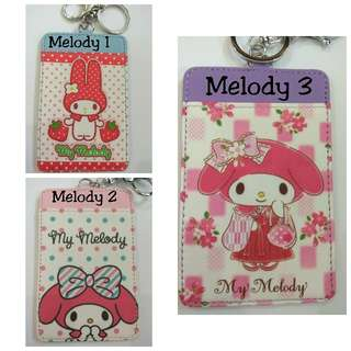 Brand New My Melody Ezlink Card Holder