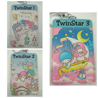 Brand New Little Twin Stars Ezlink Card Holder