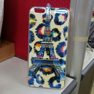 iPhone 6 Plus 手機殼 巴黎鐵塔