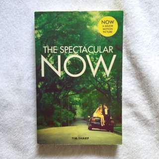 Spectacular Now by Tim Tharp
