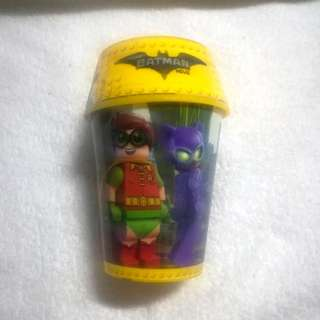 c3040f4f2f495 The Lego Batman Movie Cup With Lid - Yellow
