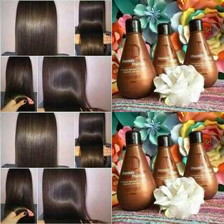 Keratin Chocolate Hair Theraphy