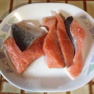 Salmon Fillet $15/kg