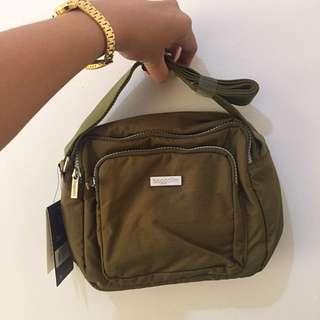 Triple Zip Baggallini Wallet Bag