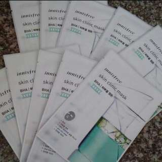 INNISFREE - SKIN CLINIC MASK BHA