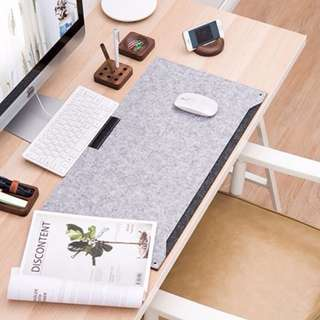 Desk Mat Mouse Pad for Laptop (Dual layer) #under90