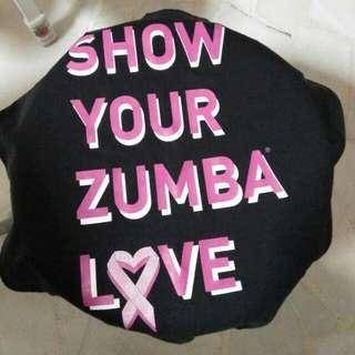 "Zumba "" Show Your Zumba Love"" Shirt"