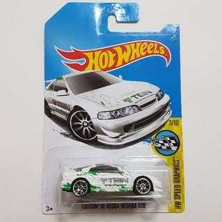 Hotwheels Honda/Acura Integra