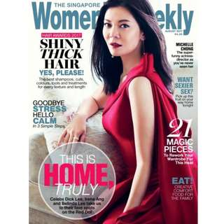 Women's Weekly August 2017 Magazine