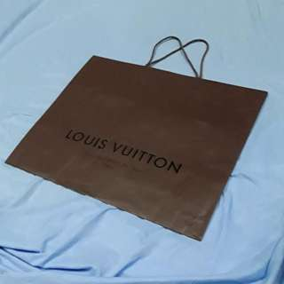 PAPER BAG LOUIS VUTTON #623