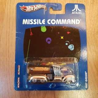 Hot Wheels Atari Missile Command