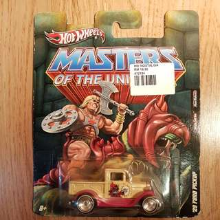Hot Wheels He-Man Masters Of The Universe