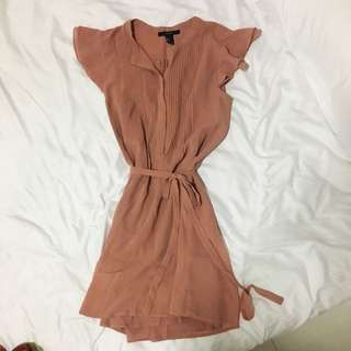 Forever21 Pink Dress