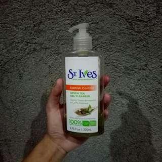 St. Ives Blemish Control Green Tea Gel Cleanser