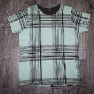 BURBERRY LONDON Thermal-Knit Men's TeeShirt Shirt - Size M