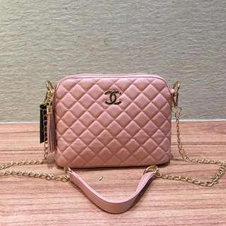 Chanel mandy sling bag