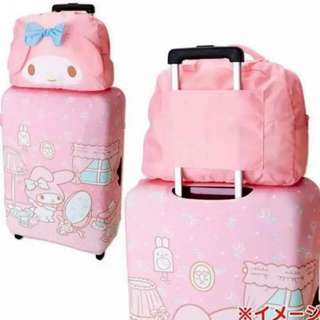 🚚 卡通便攜行李袋旅行包