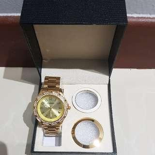 Luvenus Crystal Watch