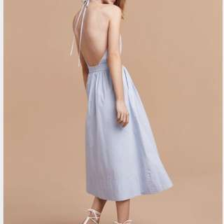 Aritzia babaton laudine dress
