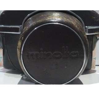 Minolta hardcase
