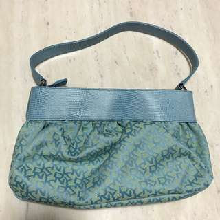 Authentic DKNY Blue Handbag @ $50 Only!