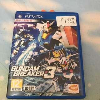 Psv Gundam Breaker3