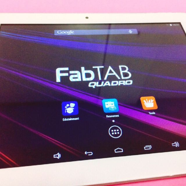 ❤️ TABLET Lifeware Fabtab by PLDT