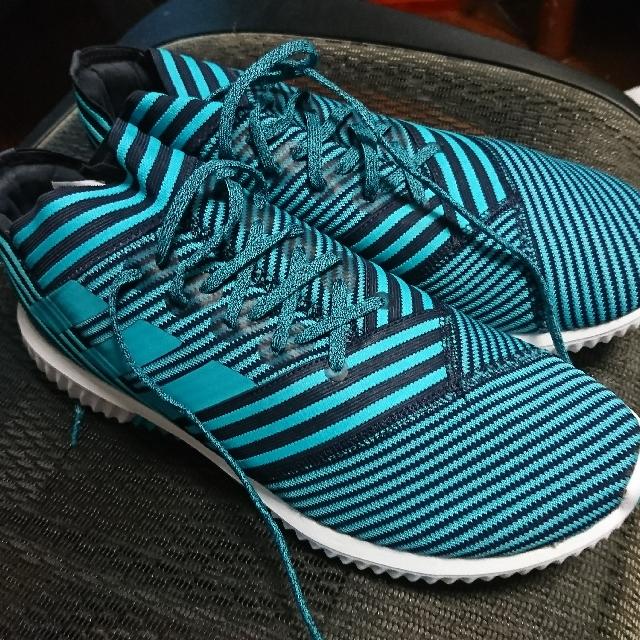 competitive price 1397e 85597 Adidas Nemeziz Tango 17.1 TR Ocean Storm Shoes For Sale ...