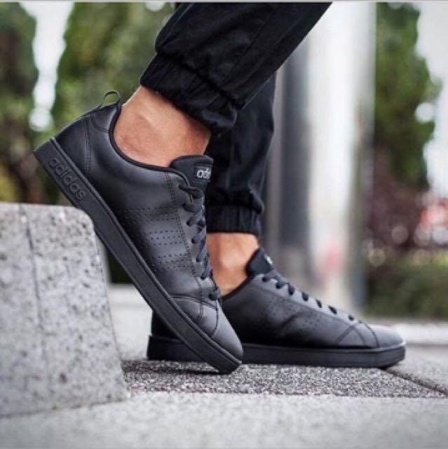 Adidas Neo Advantaged 'All Black'