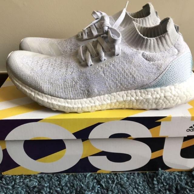 Adidas Ultraboost Uncaged Parley White
