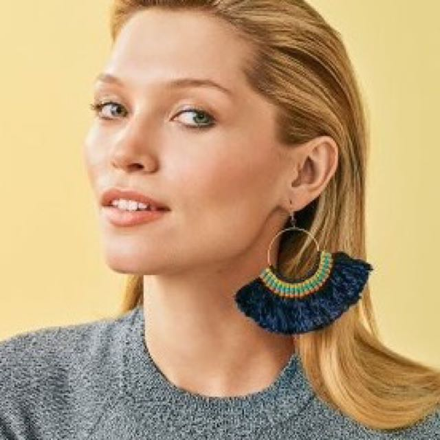 Aldo Fringe Earrings