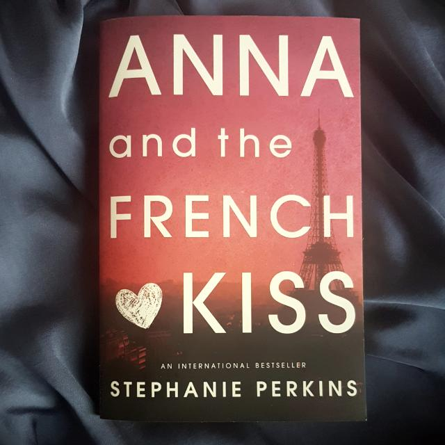 ANNA and the FRENCH KISS Stephanie Perkins