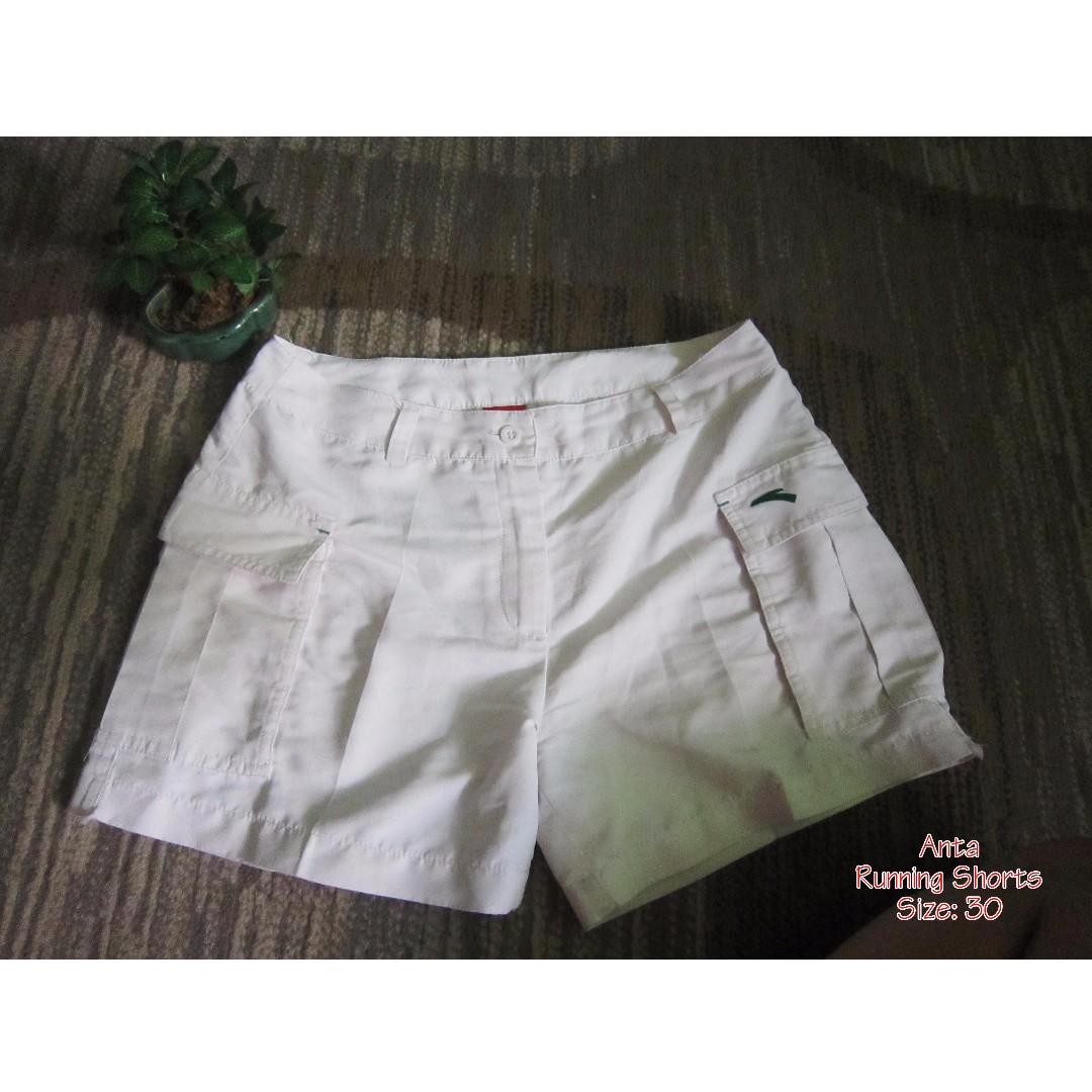 Anta Running shorts