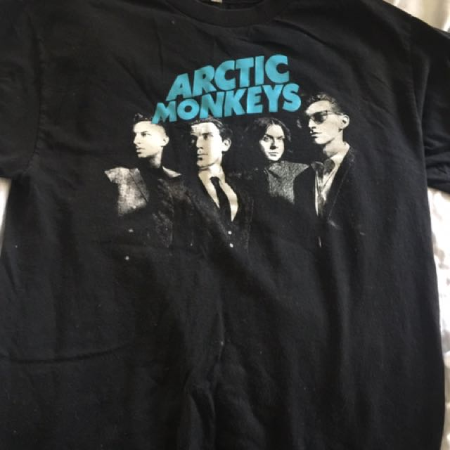 Arctic Monkeys Band Tee