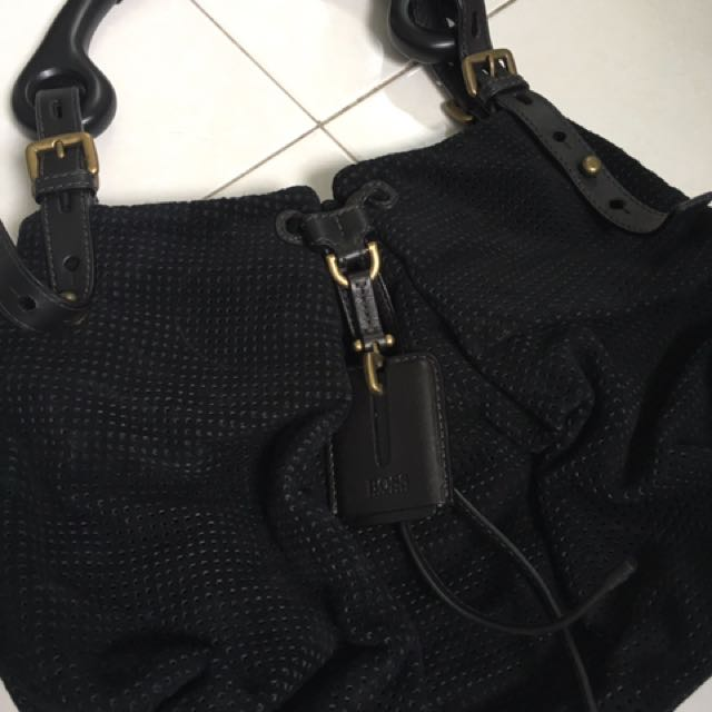 Authentic BOSS Hand Bag