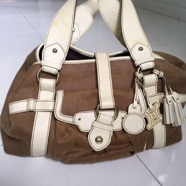 Authentic Celine Hand Bag