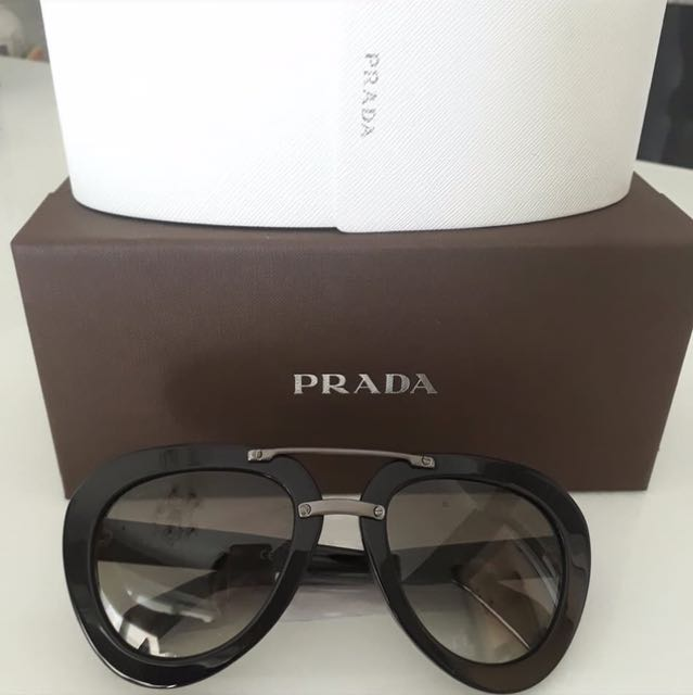 Authentic Prada Raw Sunglasses