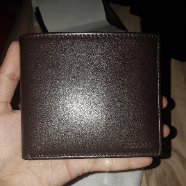 Authentic Prada Wallet (Men)