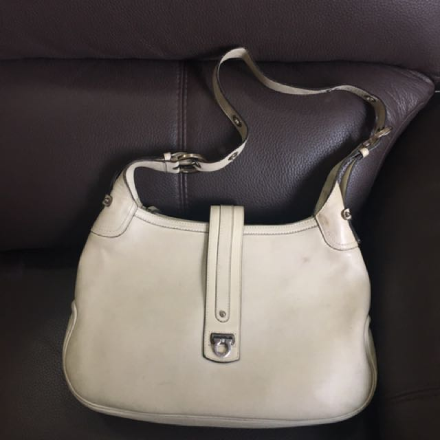 Authentic Salvatore Ferragamo Hobo Bag