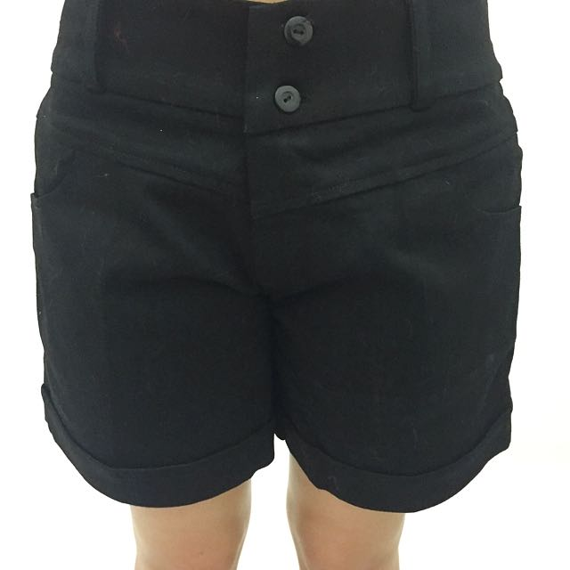 Black Shortpant